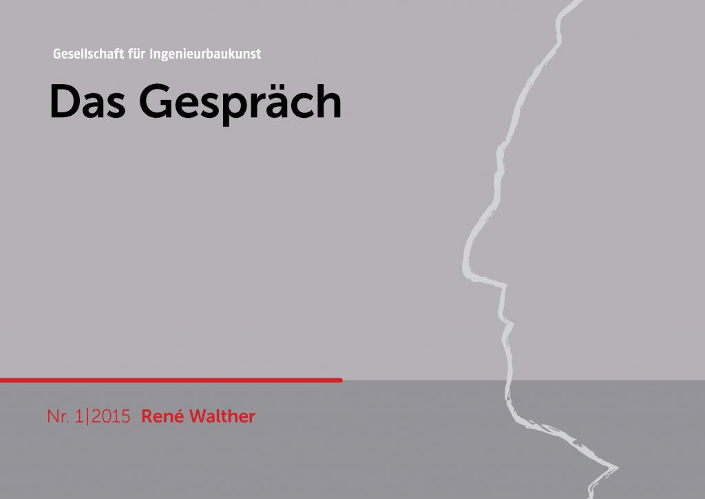 Frontseite Gespräch 1-2015
